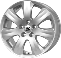 RC RC16 CRYSTAL SILVER