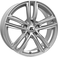 RC RC27 CRYSTAL SILVER