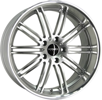 CHICANE 947 HYPER SILVER - POLISHED